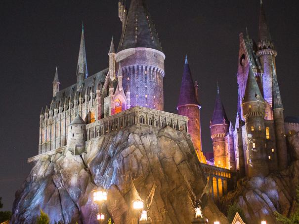 Universal Orlando Resort Hogwarts Castle