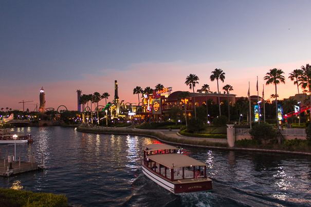 Universal Orlando Resort Sunset Lagoon