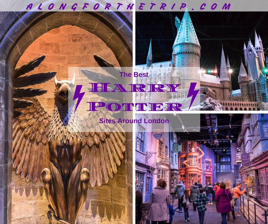Uncover the best Harry Potter London sites.