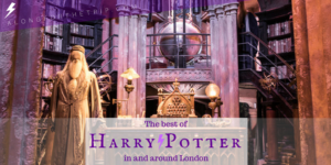 Best things to do in London with kids - Harry Potter