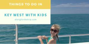 Key West with kids