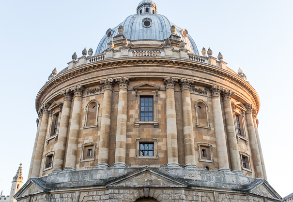 Harry Potter walking tour at Oxford