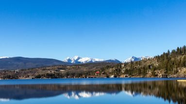 Rocky Mountain National Park Grand Lake Hero