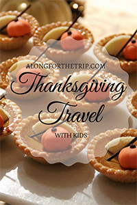 Thanksgiving travel with kids