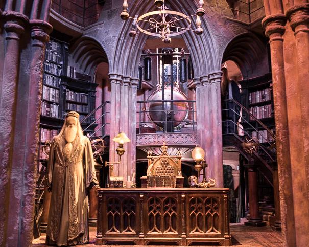 WB Studio Tour London - Harry Potter sites in London