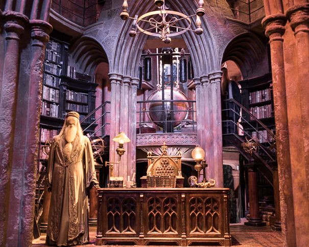 WB Studio Tour London - Harry Potter sites in London