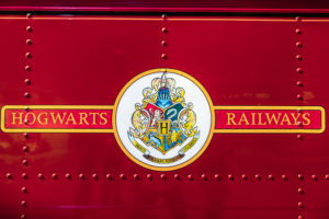 Hogwart's Express - WB Studio Tour London