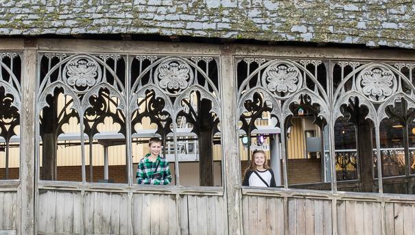 Hogwart's Bridge - Best harry Potter sites in London