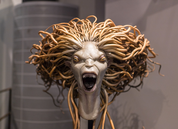 Special effects at WB Studio Tour London