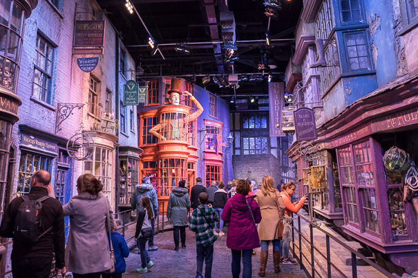 Diagon Alley - best Harry Potter sites in London