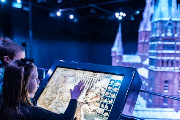Hogwart's Castle at WB Studio Tour London - best Harry Potter sites