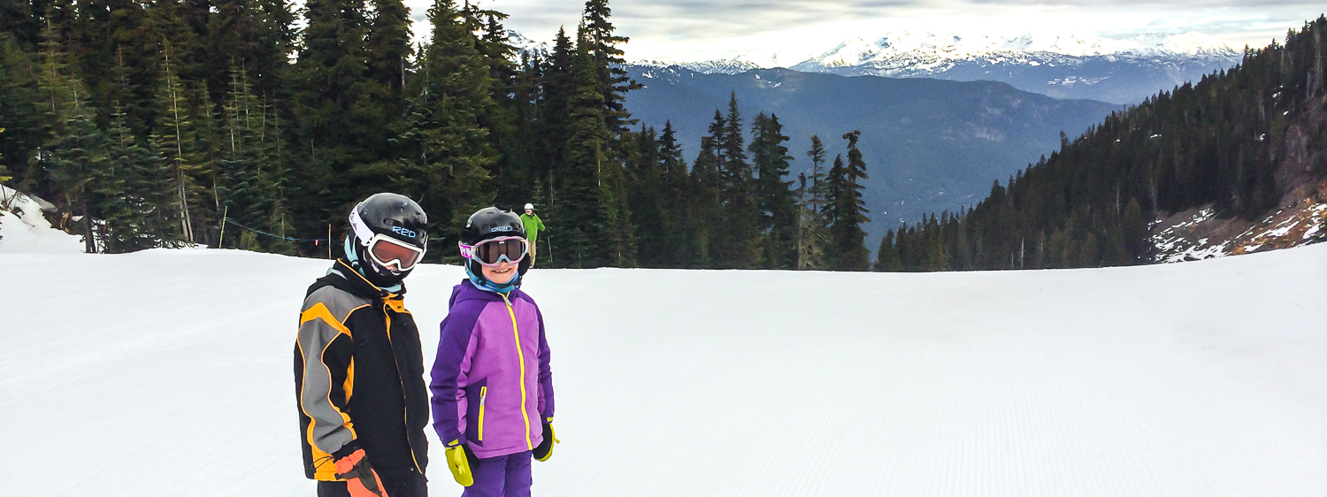 Planning a Great Ski Trip to Whistler with Kids