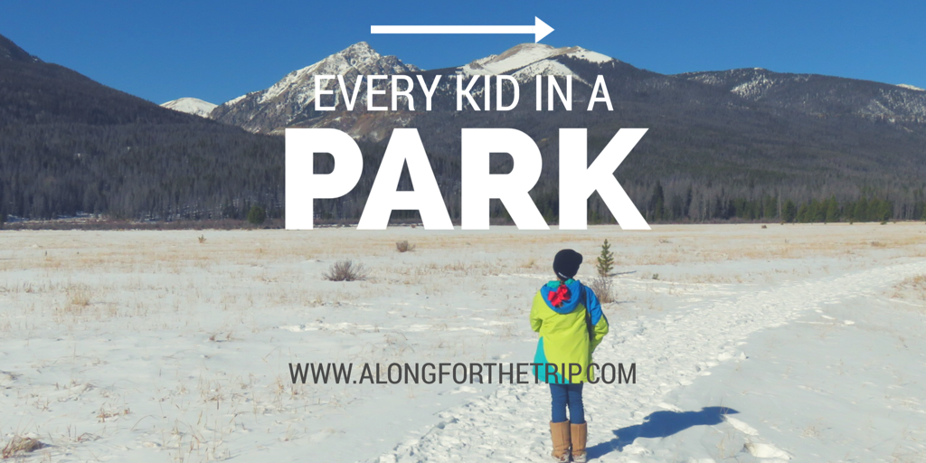 Enroll in Every Kid In A Park