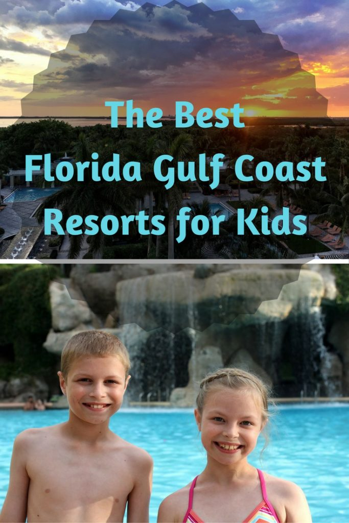 Florida is a great family destination for it's amazing beaches and kid-friendly resorts. Here are the best Florida resorts for families visiting SW Florida.