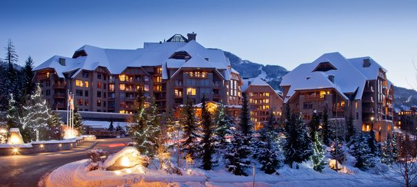 Four Seasons Resort - Best Whistler Lodging for Families