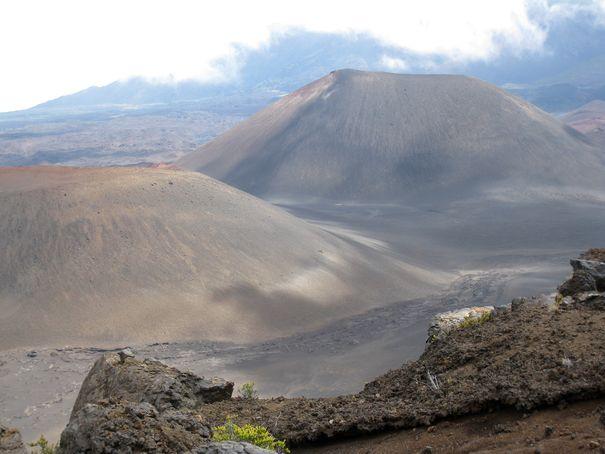 Haleakala Cinder Cones - Haleakala National Park