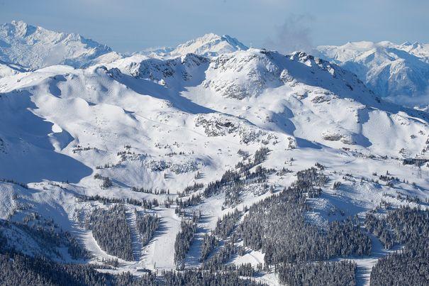 Harmony Bowl Whistler Mountain