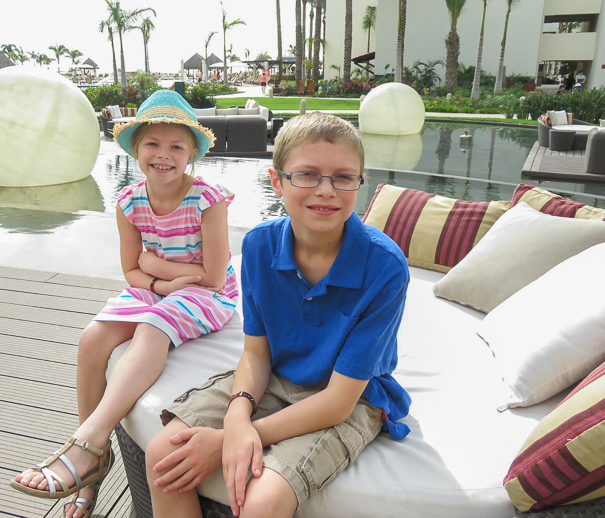 Los Cabos with kids