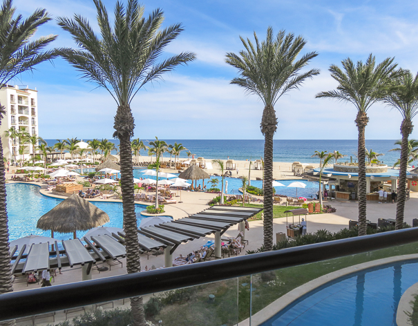 Hyatt Ziva Los Cabos with kids