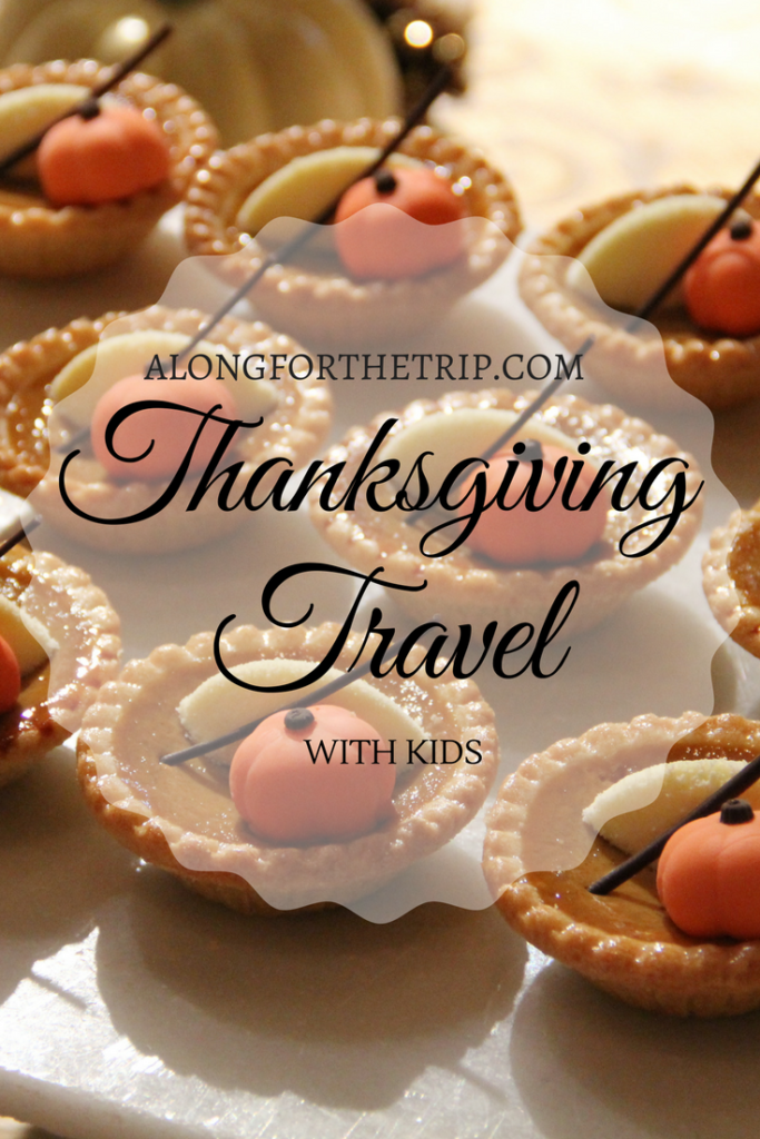 Holidays are a busy time for families, but a Thanksgiving vacation is a great way to recharge and remind us what we're really thankful for - each other.