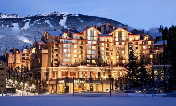 where to stay in Whistler with family - Westin Resort and Spa