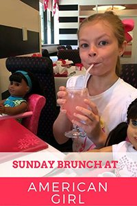 Brunch at American Girl Chicago