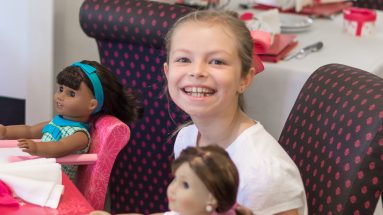 American Girl Cafe Chicago