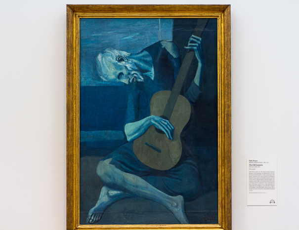 Picasso at the Art Institute of Chicago - top 10 things to do in Chicago