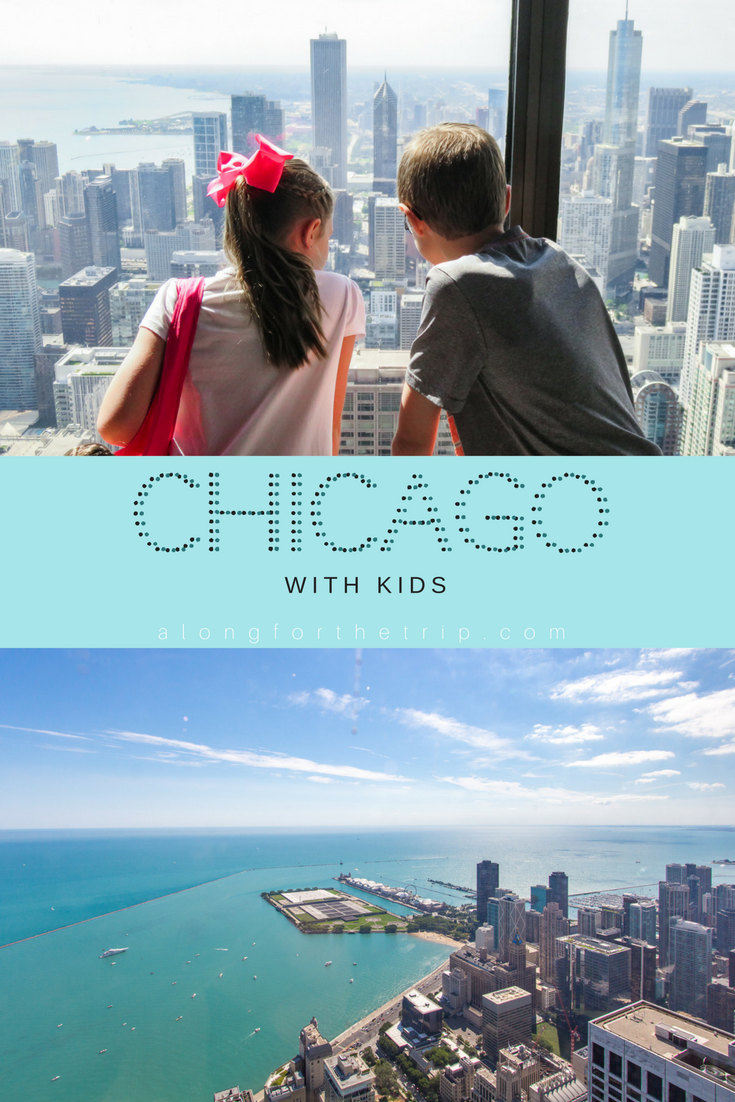 Chicago is a great kid-friendly city! With so much to explore, you'll never run out of things to do. Check out all the things families can do over a long weekend. | #Chicago #familytravel #windycity