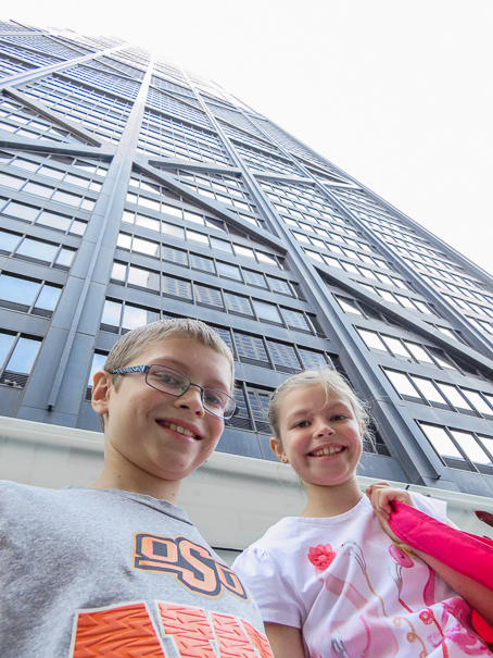 Skydeck Chicago - fun things to do in Chicago this weekend.