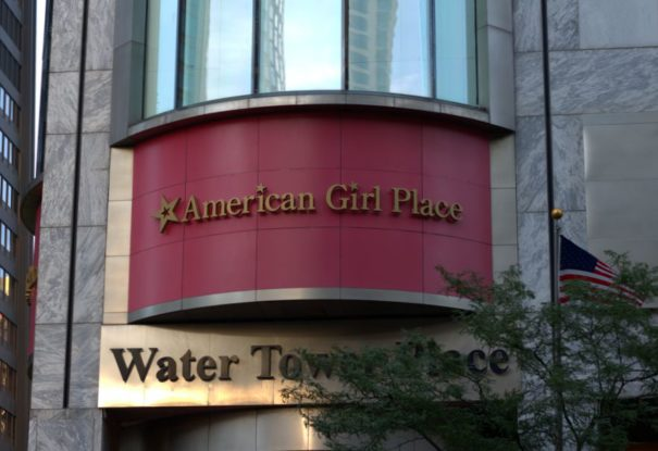 American Girl - Water Tower Place Chicago