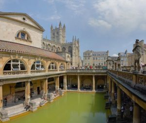 one day tours from London - Bath England