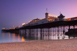 easy trips from London - Brighton UK