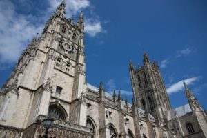 London England day trips - Canterbury, UK