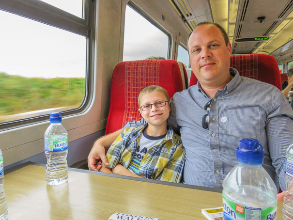 Day tours from London on the Eurostar