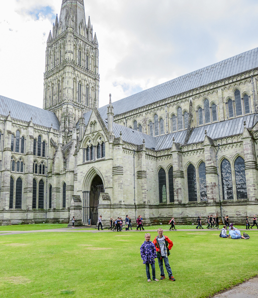 best London day tours to Salisbury Cathedral
