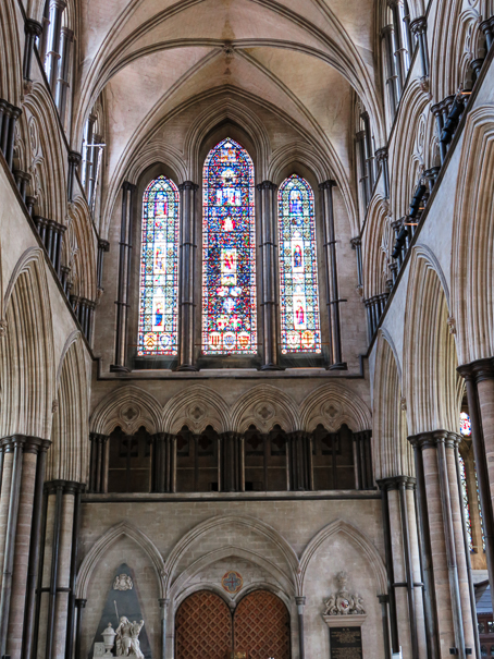 Salisbury Cathedral - best day trips out of London