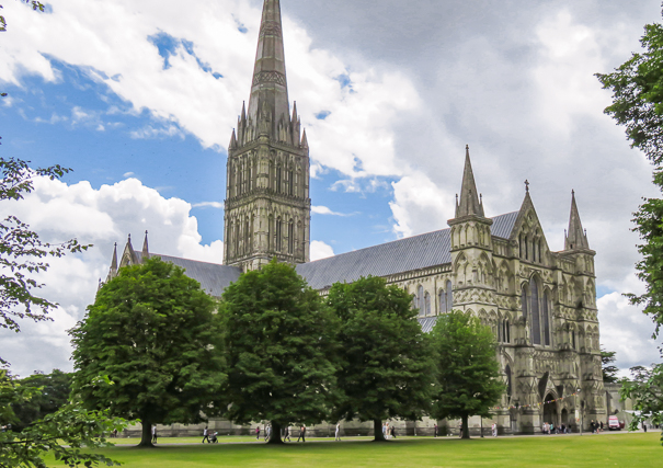 Day tours out of London - Salisbury Cathedral UK