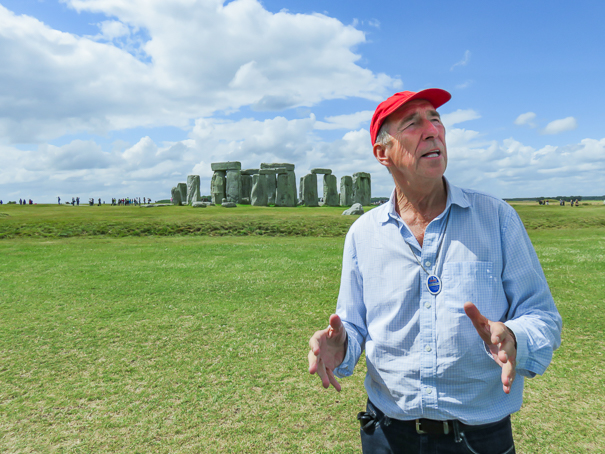 Stonehenge day tours from London with London Walks