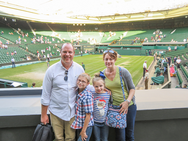 Wimbledon day tours from London