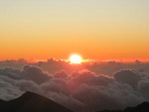 Visiting Haleakala National Park Maui Hawaii with kids