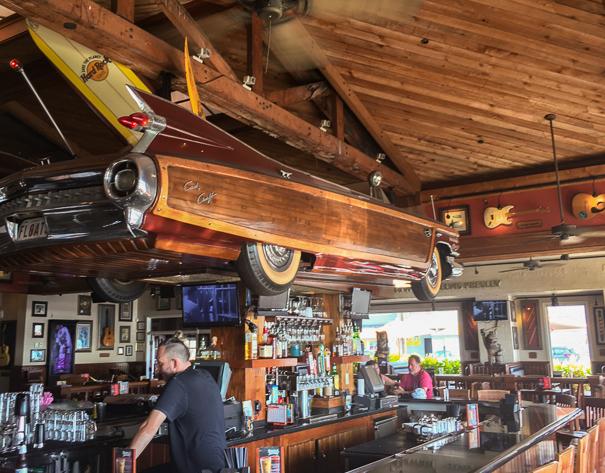 Hard Rock Cafe Maui Hawaii