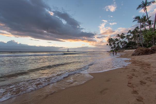 Maui Hawaii Sunset