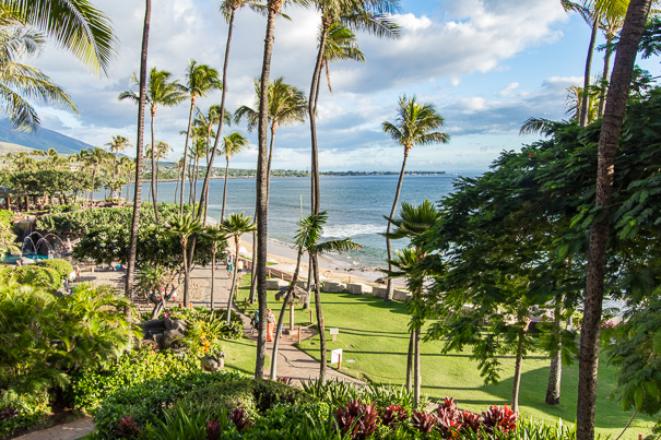 Hawaii Hyatt Regency Maui Resort - where to stay in Hawaii with kids