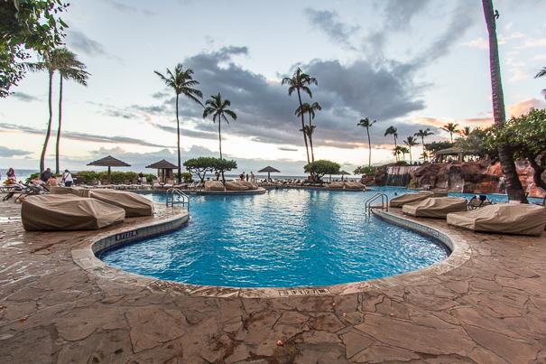 Hyatt Regency Maui Hawaii Pool - best family resorts in Maui
