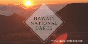 Hawaii National Parks