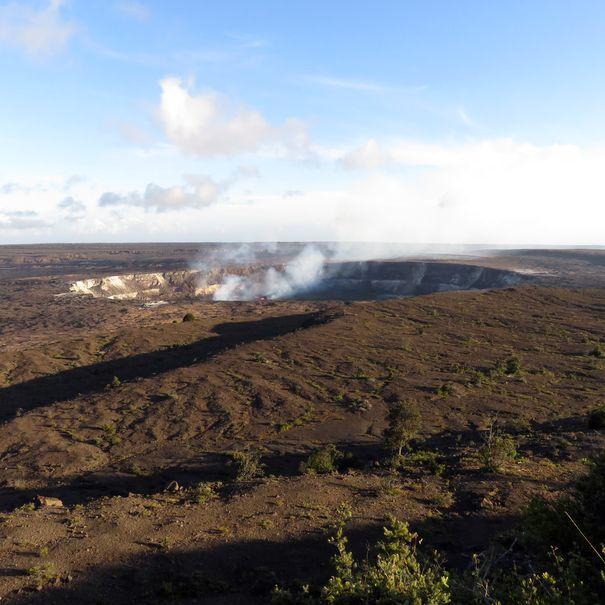 Kīlauea Caldera - Volcanoes NP