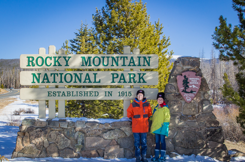 Things to do near Winter Park CO - visit Rocky Mountain National Park