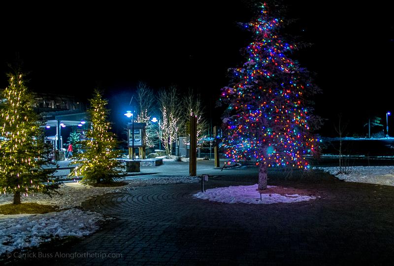A Winter Park Colorado Christmas.