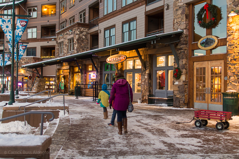 Winter Park Village Colorado